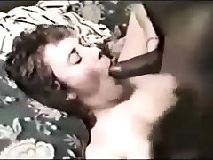 Stockings of age fetish hoe sucks first of all black interracial dick