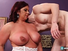 Krissy Rose - Uncompromisingly Busty Swinging Wife - rose
