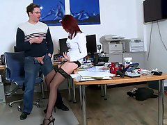 Double penetration can satisfy Natalie Hot's bodily desires