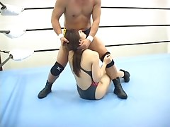 Horny sex scene Wrestling best ever seen