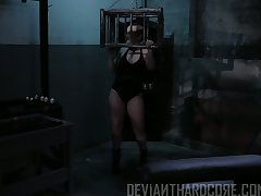Ardent funereal lady Ana Foxxx has crazy masturbation technique be expeditious for white harlot