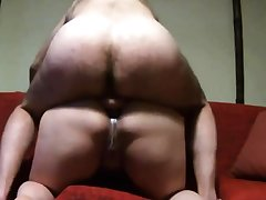 Big ass cheating wife fucked in will not hear of ass apart from darling