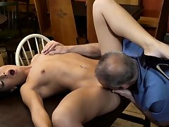 Old guy licks pussy and arse school fucks Can you trust