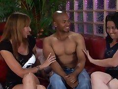 CFNM video be advisable for a black panhandler having fun with Kaicee Marie & Katie Raymond