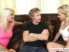 Order about blonde Mia Malkova is poked doggy as she is busy with grinding pussy