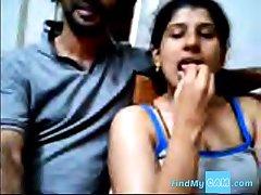 Ajay plus Raveena Indian webcam couple